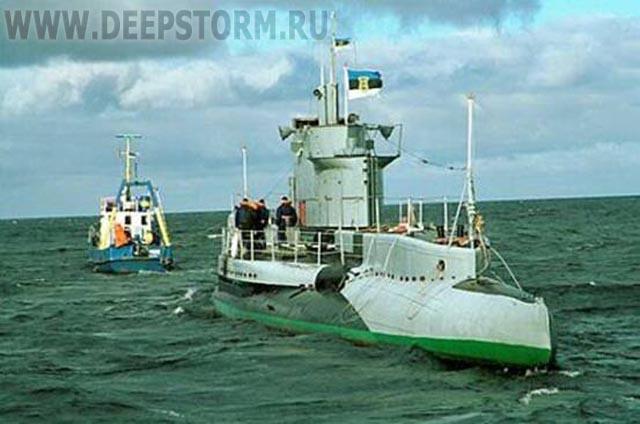 лодка lembit
