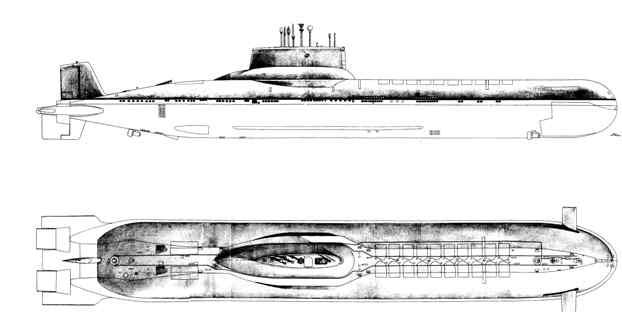 Проект 941