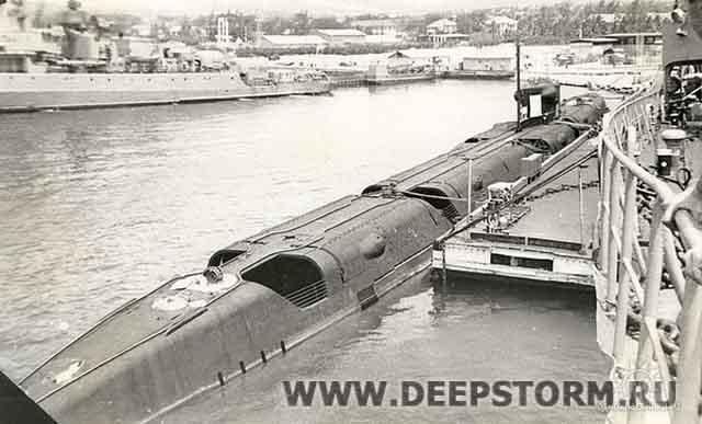 все о подводной лодке к-111