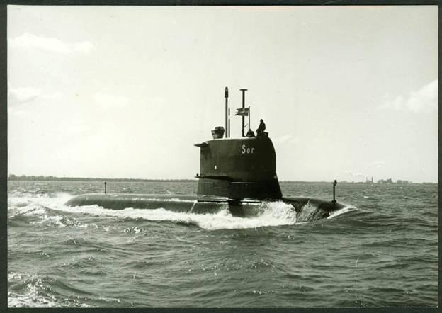 Подводные лодки ВМС Сингапура кормовой